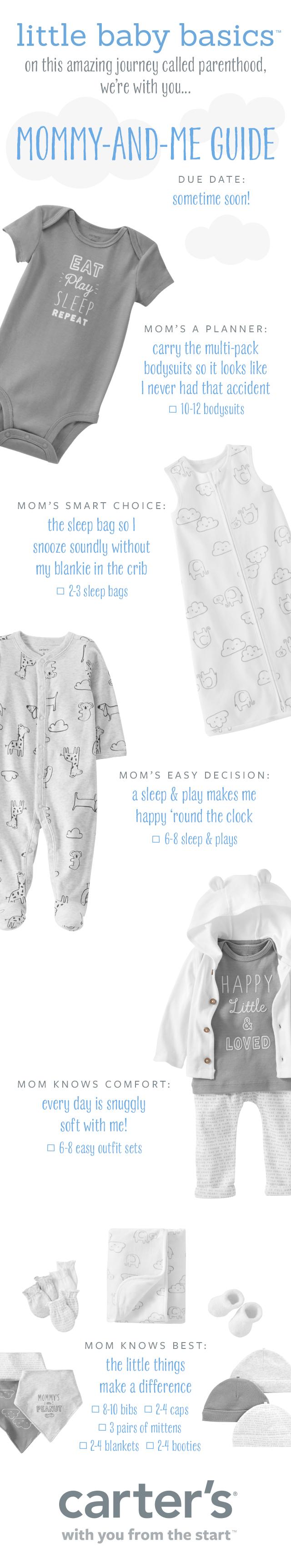baby necessities checklist