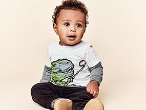 baby boy tops