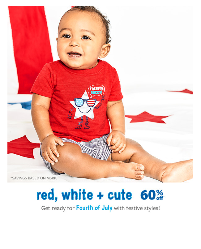 ff65be521 Baby Clothing, Kids Clothes, Toddler Clothes | Carter's