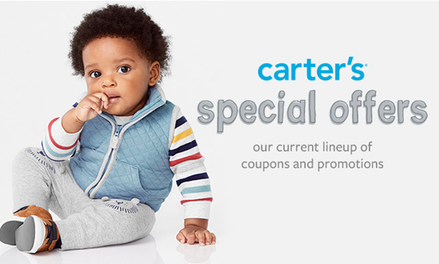 photo about Carters Printable Coupons identify Carters Distinctive Promotions Carters Free of charge Shipping and delivery