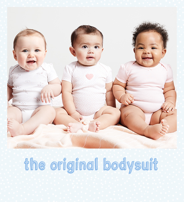 b8e4a71d8 Little Baby Basics Newborn Clothes | Carter's | Free Shipping