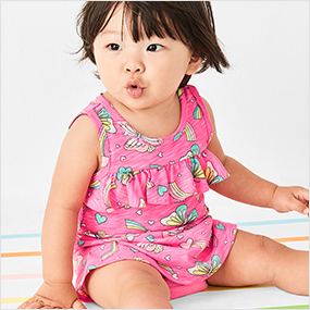 Baby Girl Clothing Carters Free Shipping