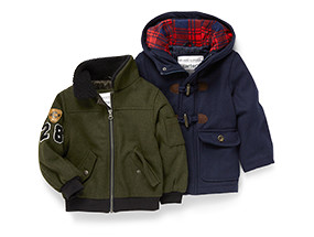 Outerwear Toddler Boy Sets