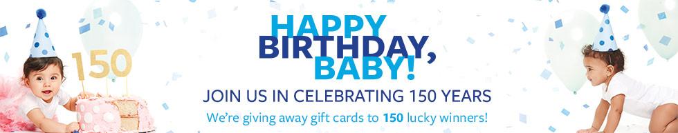 Carter's 150th Birthday