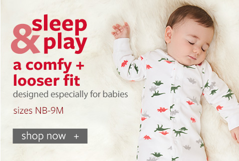 PJ Shop - Sleep and Play | A Comfy + Looser Fit