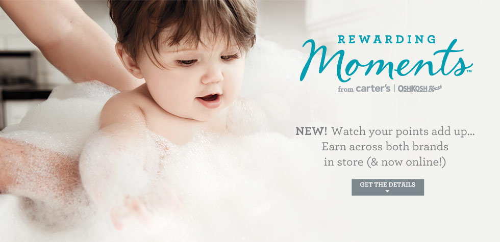 New Rewarding Moments! Watch you points add up. Earn across both brands in store & now online!