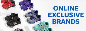 Online Exclusive Brands