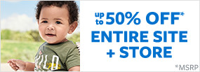 50% off msrp entire site + store