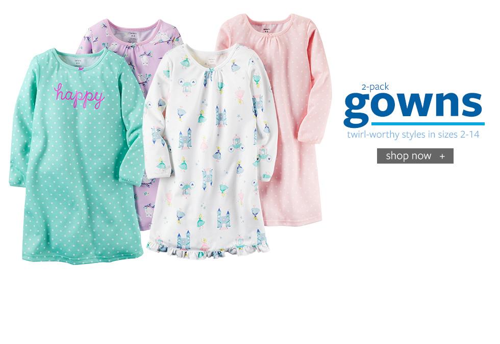 PJ Shop - Gowns