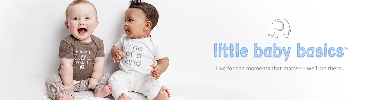 2c06301f little baby basics - live for the moments that matter - we'll be there