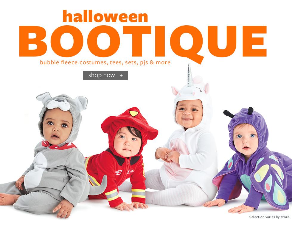 Halloween Boootique