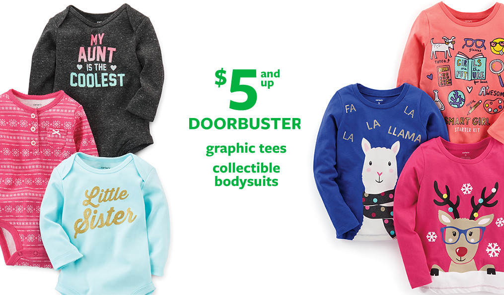 Baby Clothes at Carter's: Shop Baby Clothes Online | Free ...