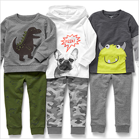 665eecd842a5 Toddler Boy Clothing