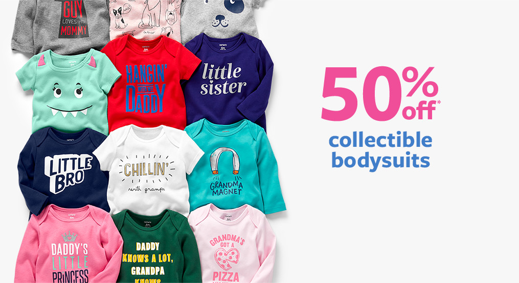 50% off msrp collectible bodysuits