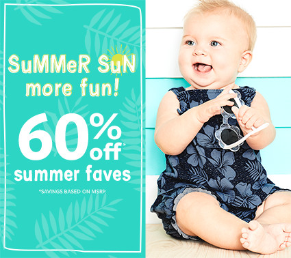 f4f6b9bd00d7 Baby Clothing, Kids Clothes, Toddler Clothes | Carter's