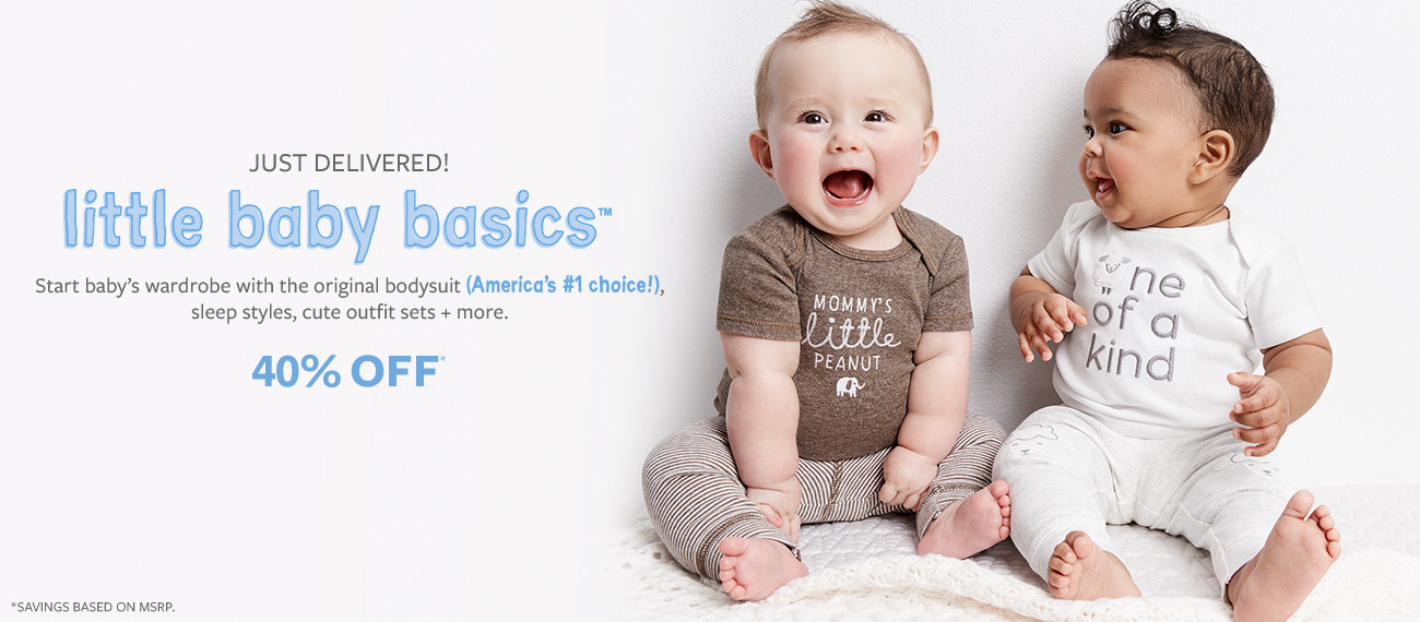 04089883b6c just delivered! little baby basics 50% off msrp