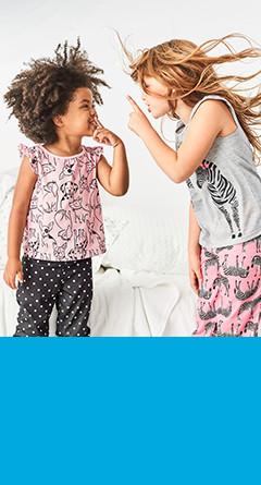 three-piece pajamas | sizes 2t-5t