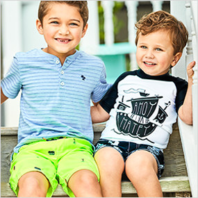 a597775bdd Boys' Clothes & Outfits (Size 4-14) | Carter's | Free Shipping