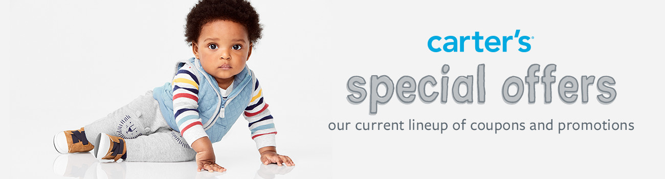 photo relating to Carters Printable Coupons identified as Carters Exclusive Deals Carters Absolutely free Transport