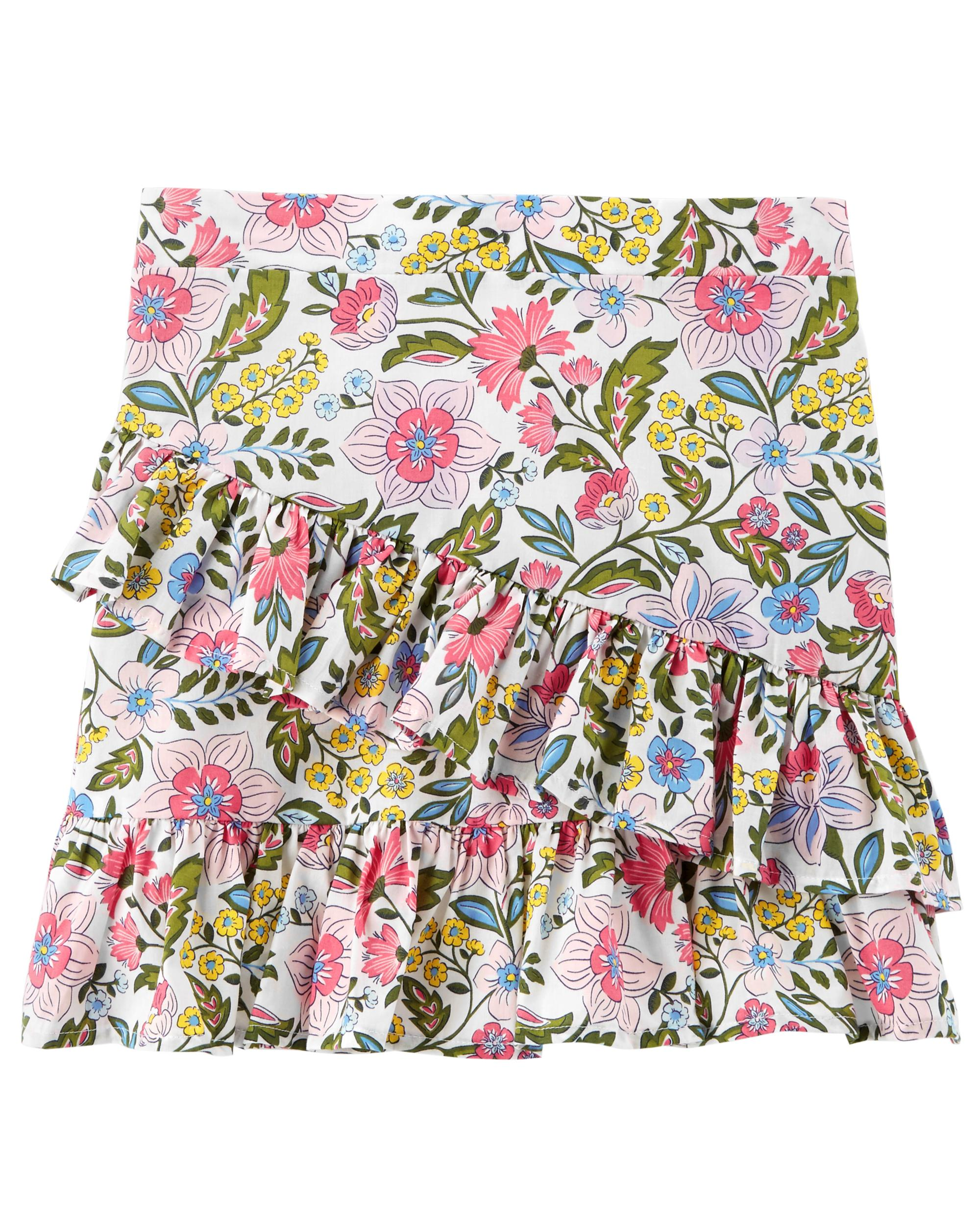 GUTTEAR Girls Kids Fly Sleeve Solid Pearl Party Princess Wedding Dress