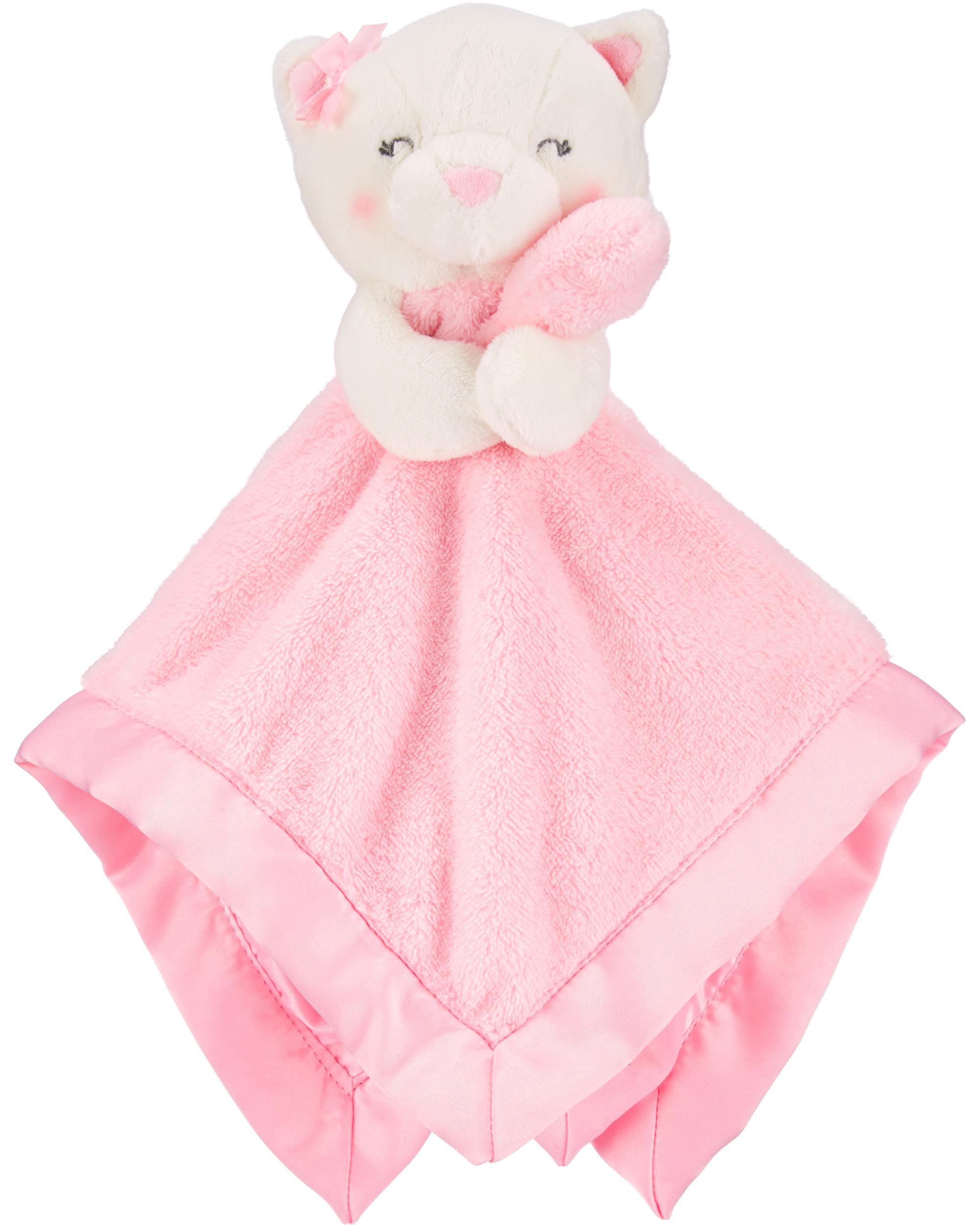 Carters Kitty Security Blanket