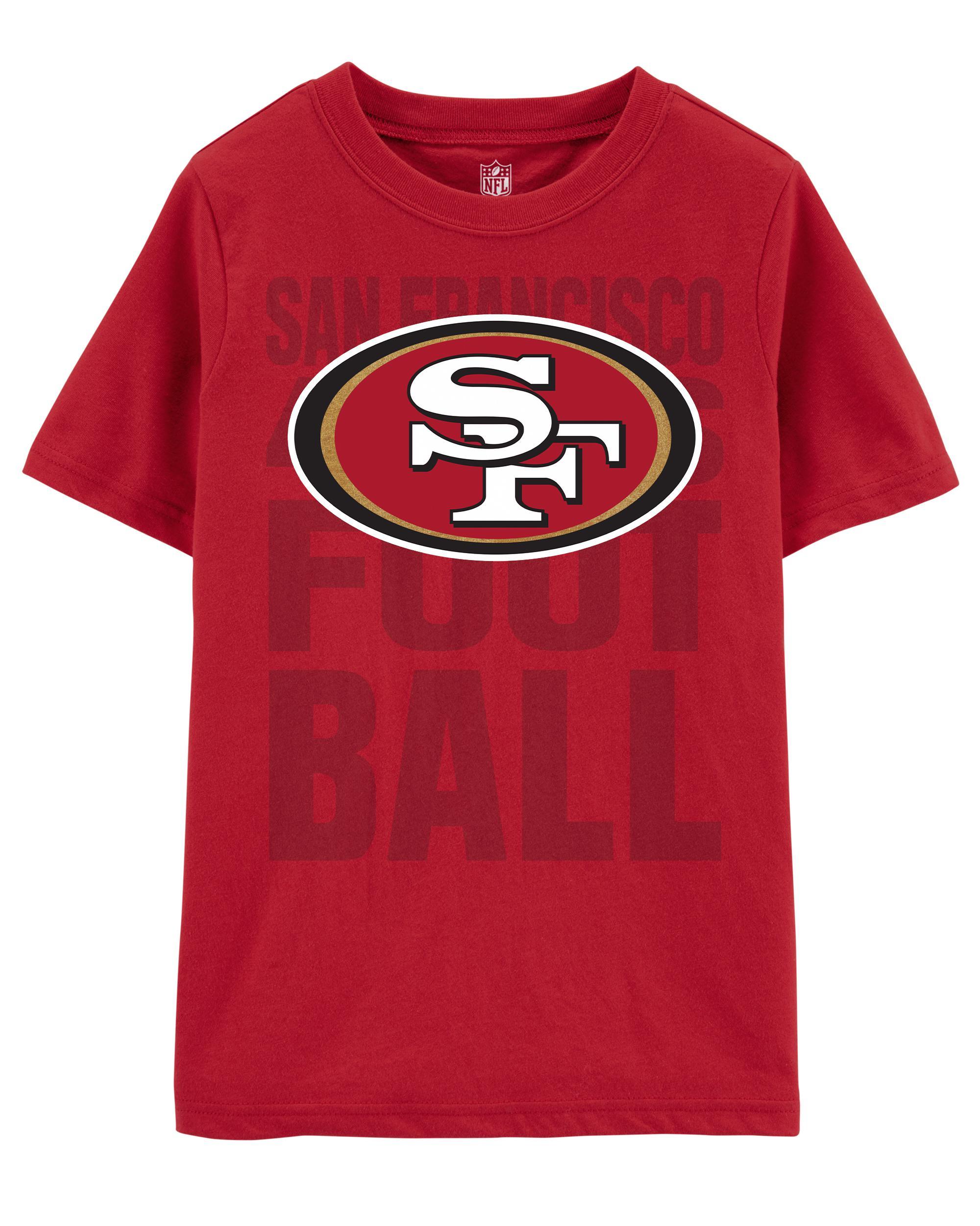 new concept f0575 dd8f9 NFL San Francisco 49ers Tee | carters.com