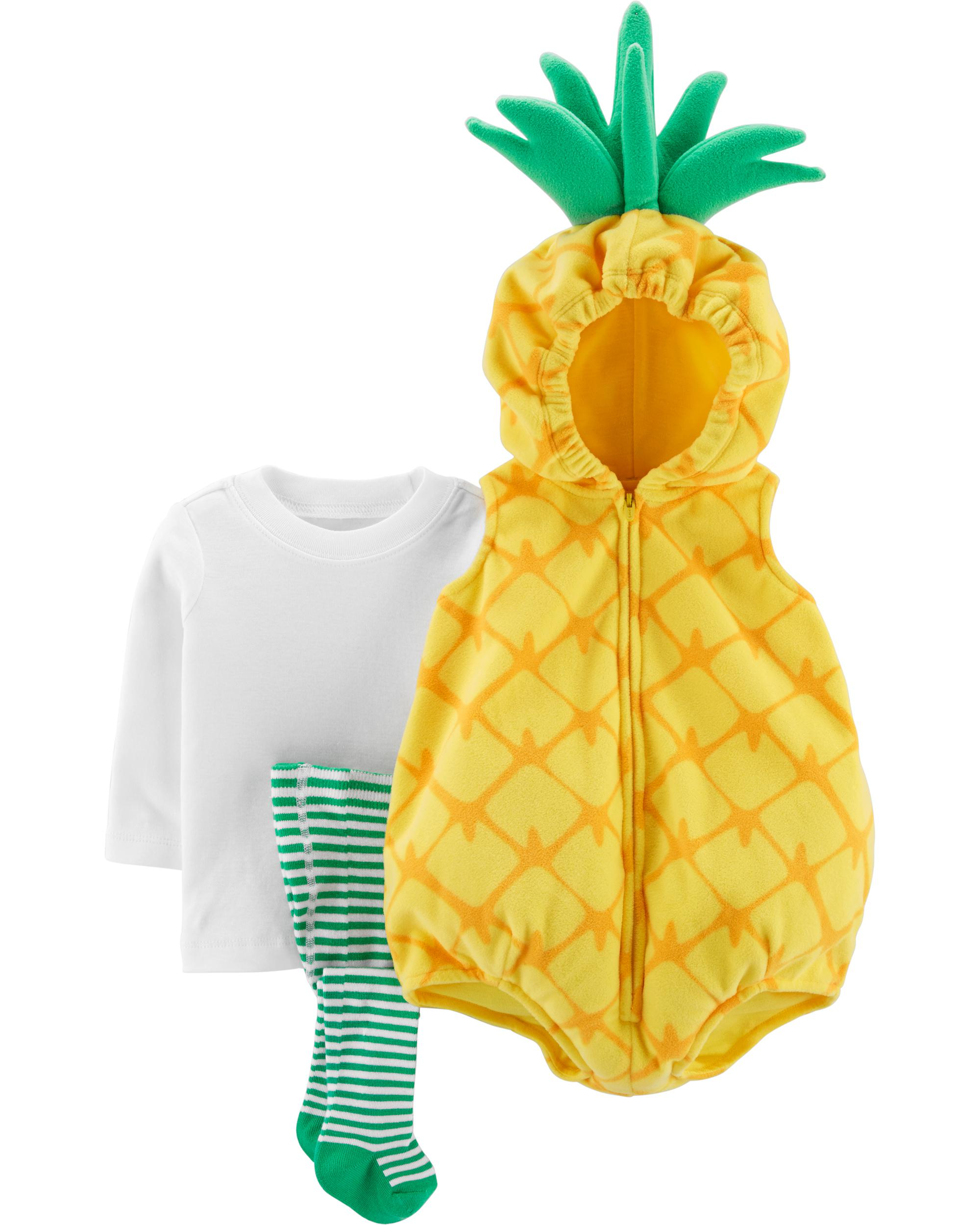 Little Pineapple Halloween Costume, , hi-res
