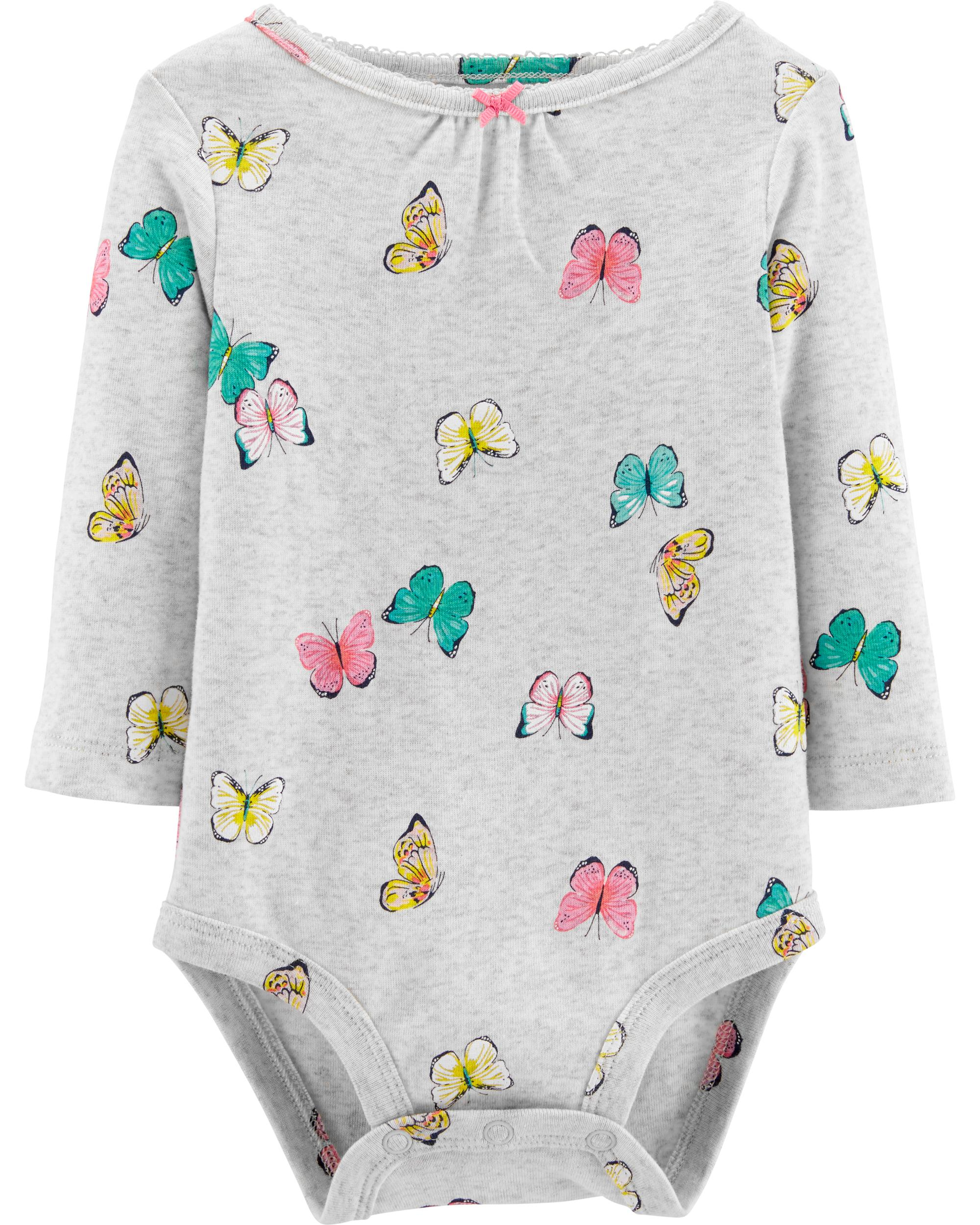 Butterfly Collectible Bodysuit Carters Com