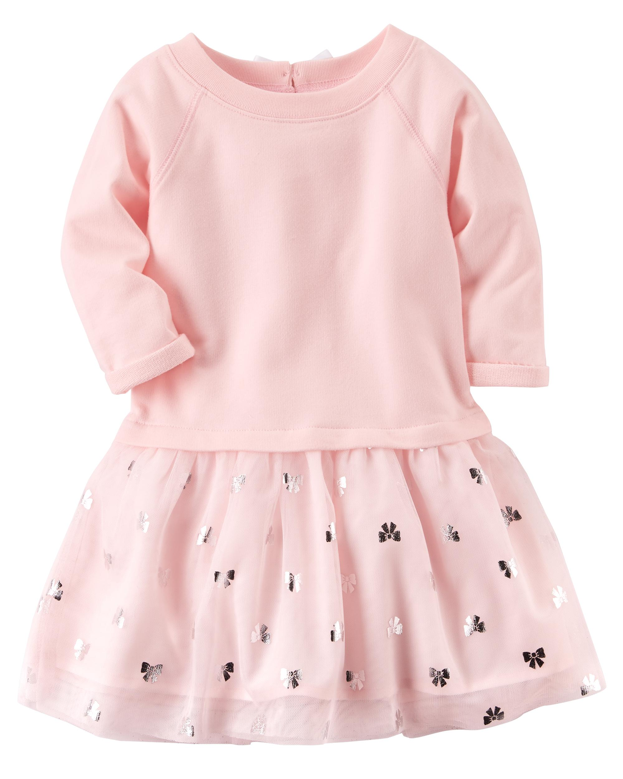f266f0054a5a9 Bow Tutu Dress | carters.com