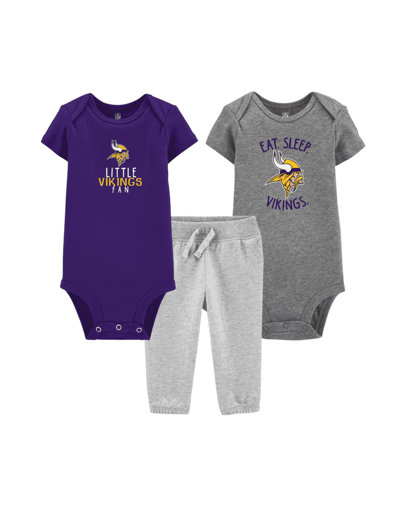 uk availability d48bf d2f40 NFL Minnesota Vikings Bundle | carters.com