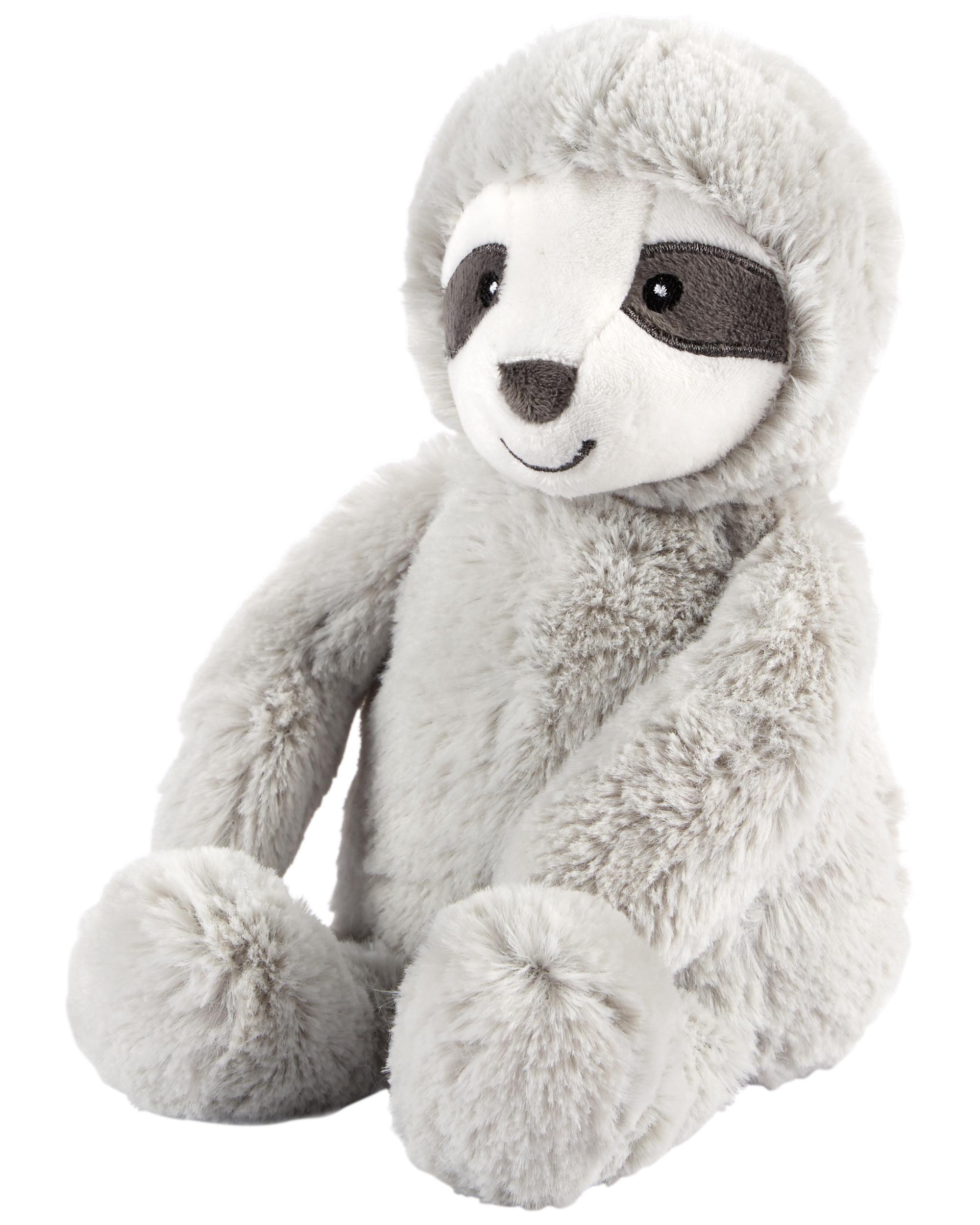 Carters Sloth Plush