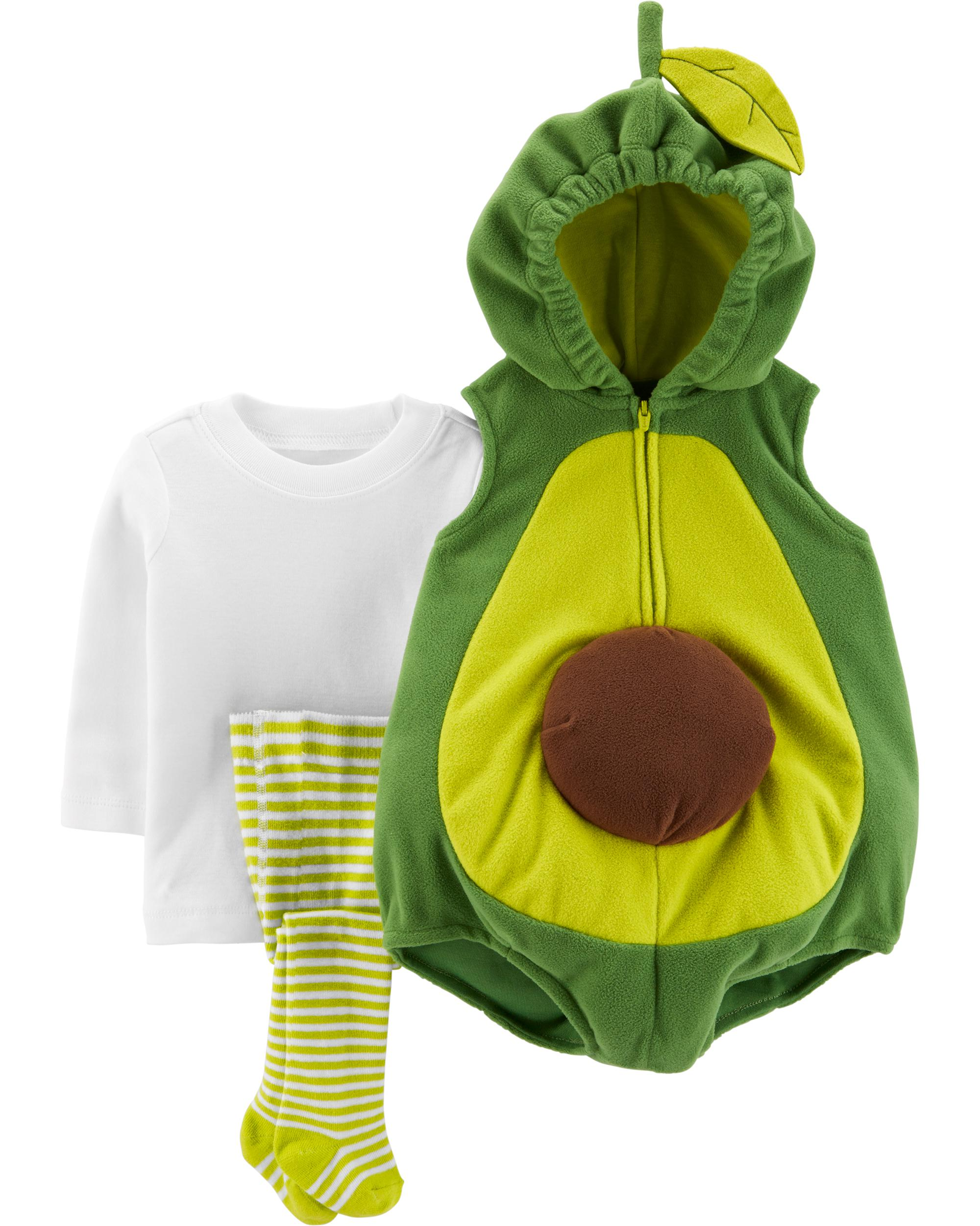 Little Avocado Halloween Costume, , hi-res