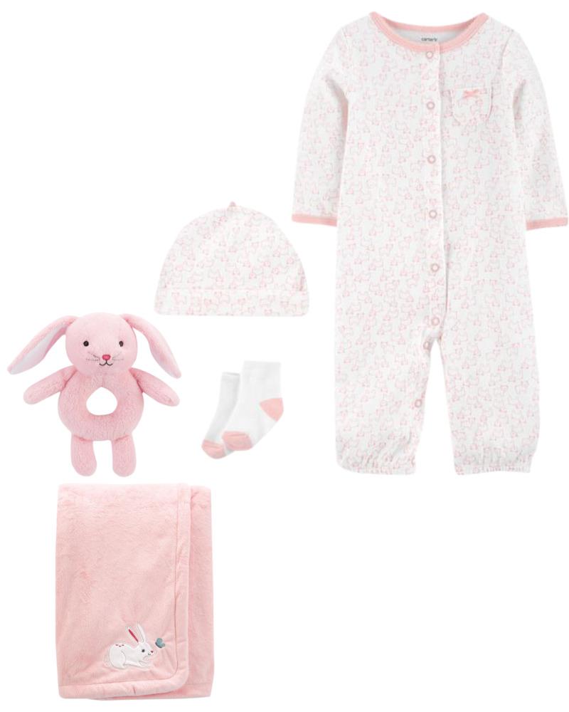 Carters 5-Pack Baby Bundle