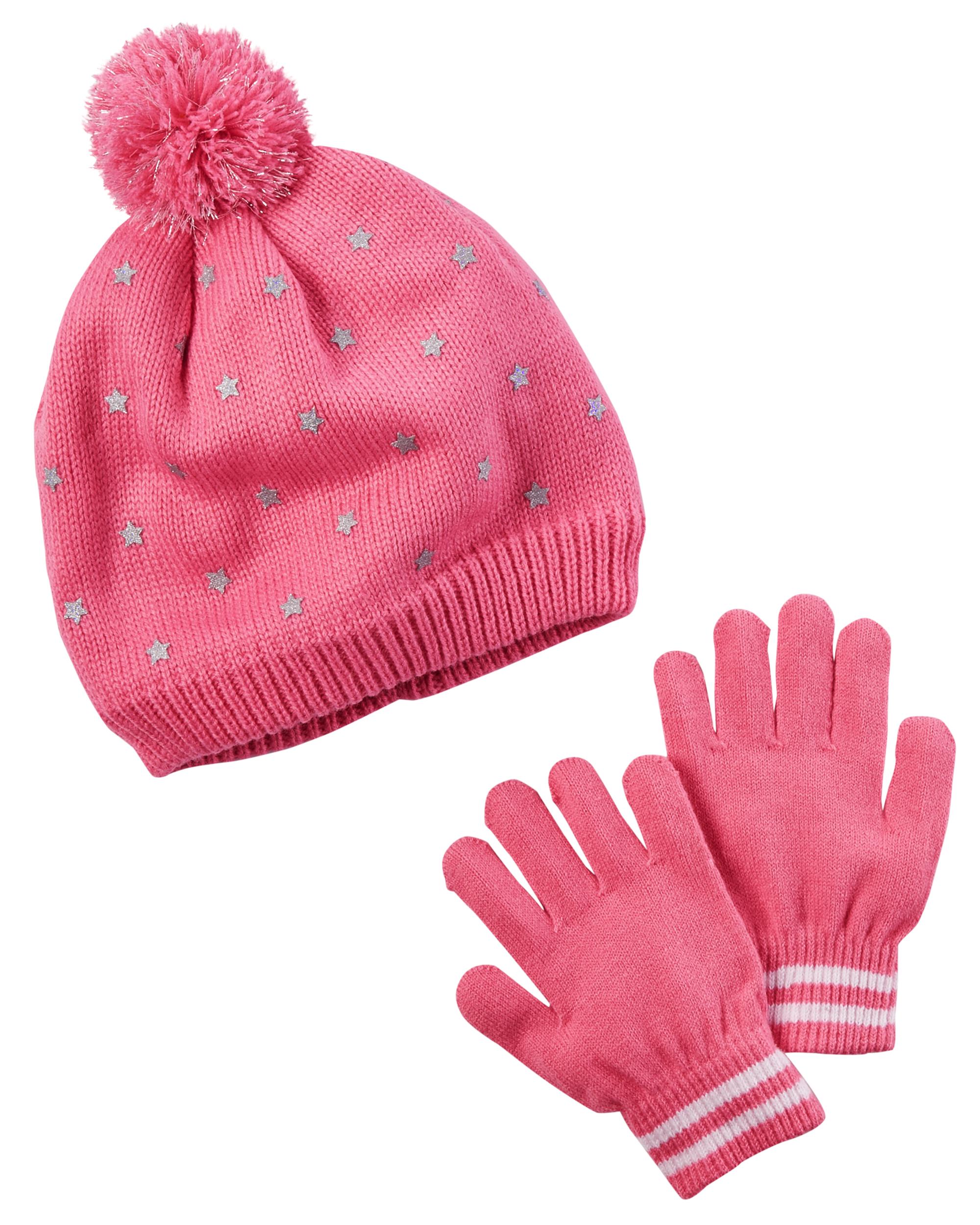 d61bcf61e Hat & Glove Set | carters.com