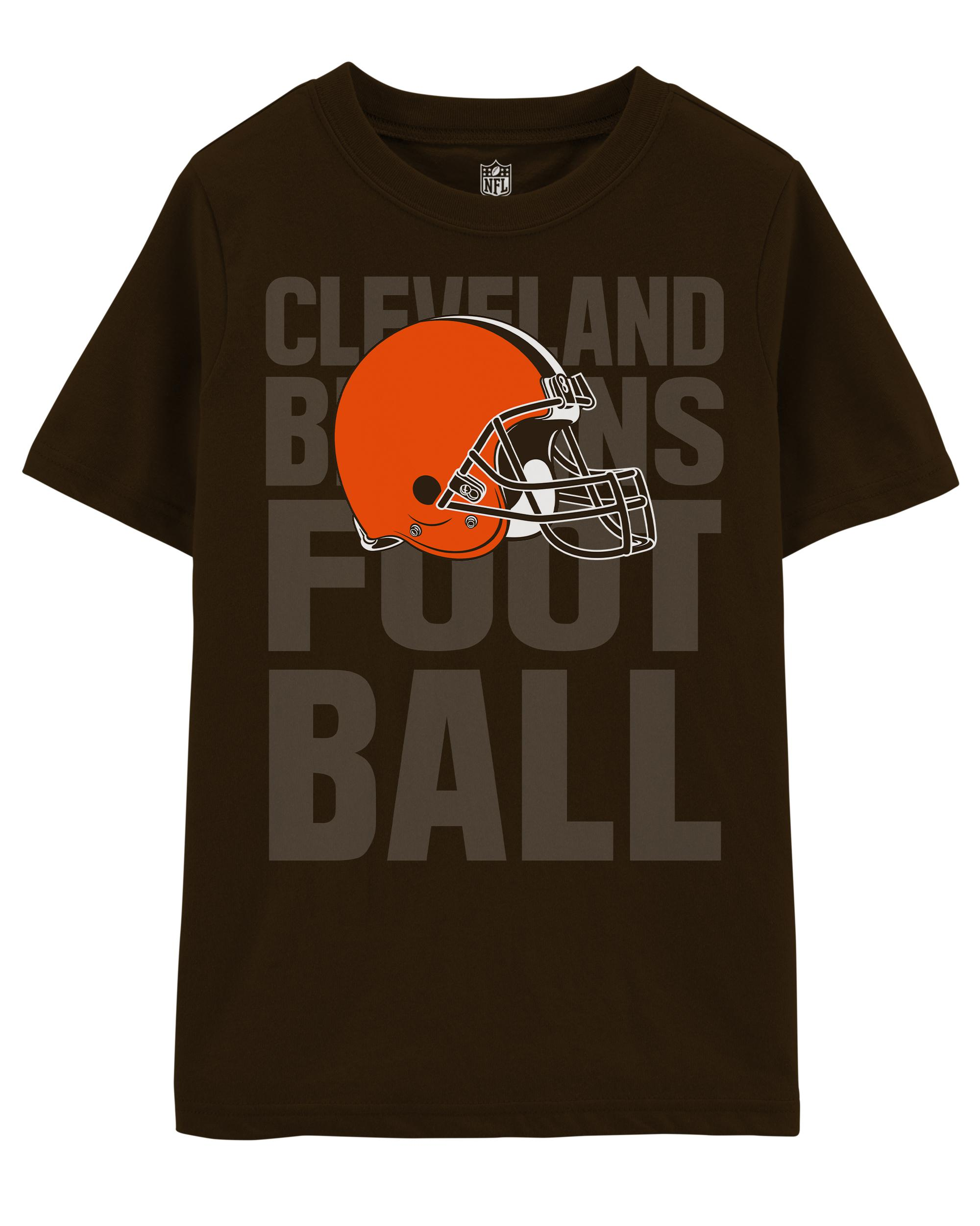 7a4943b4 NFL Cleveland Browns Tee | carters.com