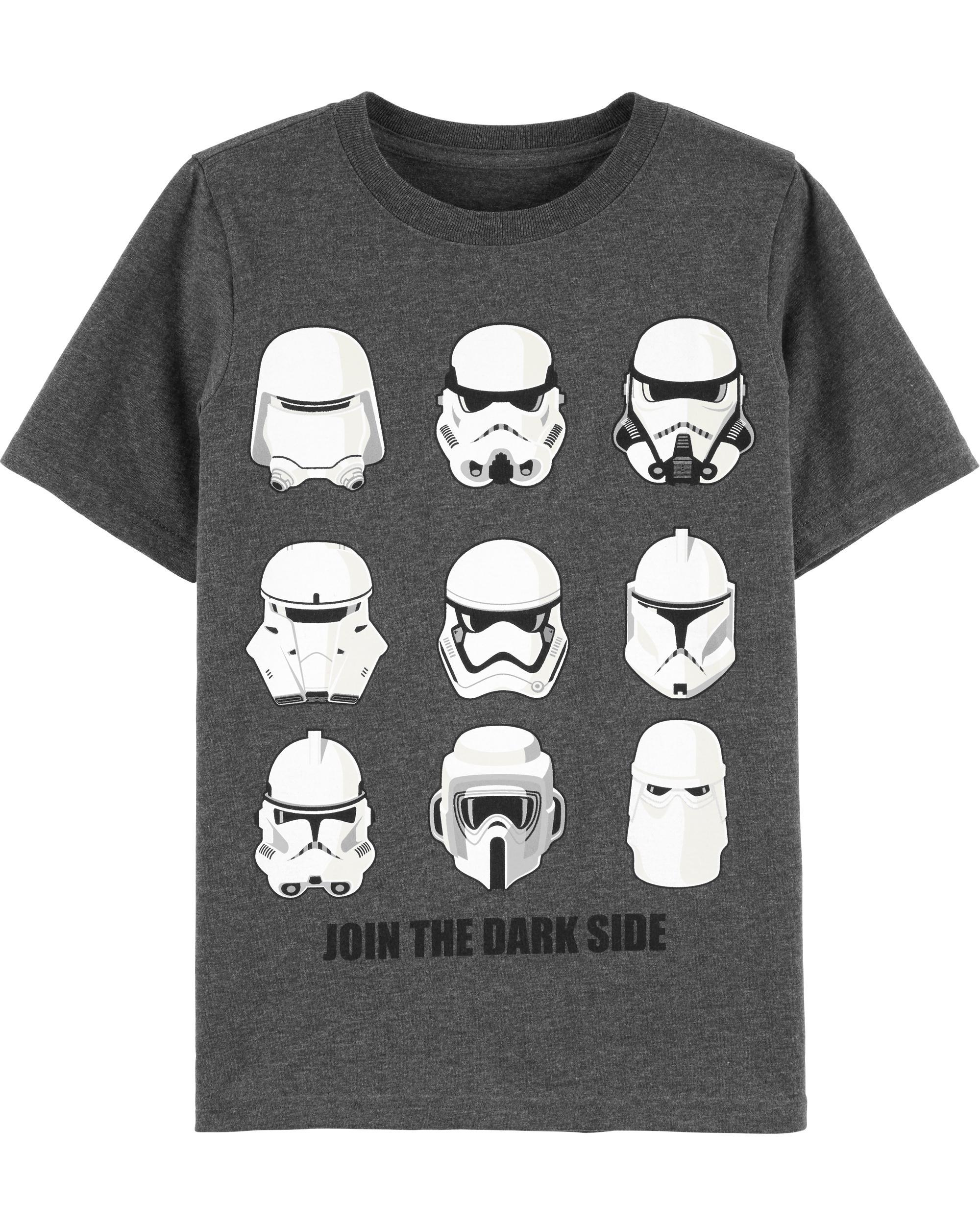 Star Wars Tee   carters com