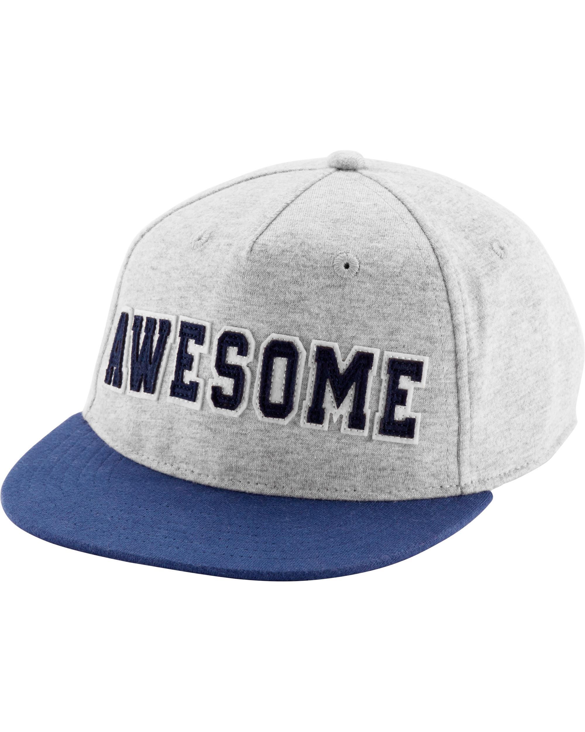 f8545fc3 Awesome Baseball Hat | carters.com