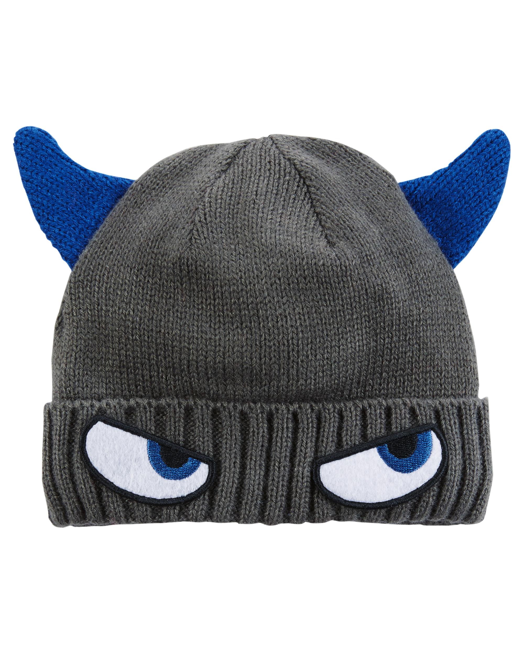 99e6f3080 Knit Character Hat | carters.com