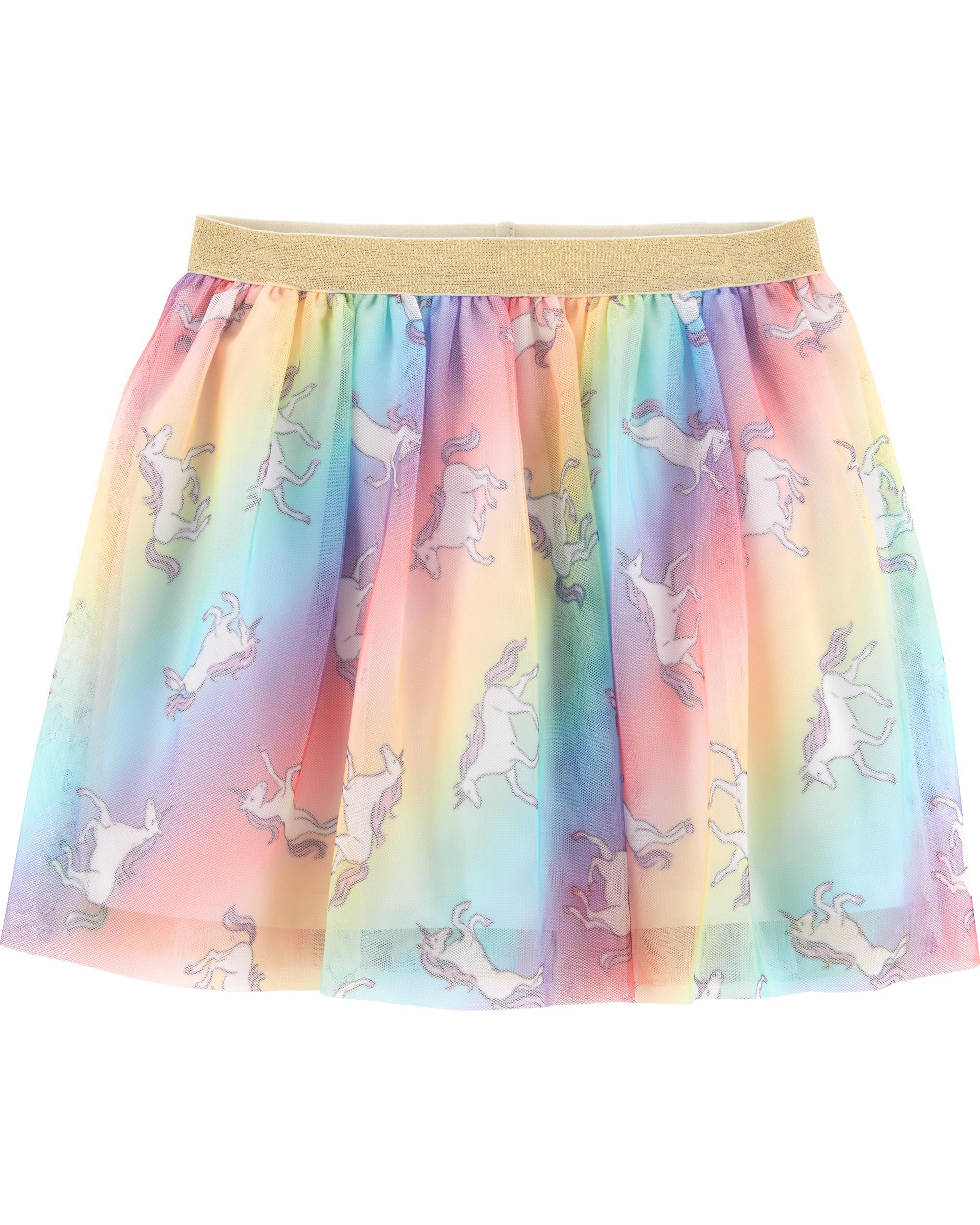 7a9b495d43f1c Unicorn Tulle Skirt | carters.com
