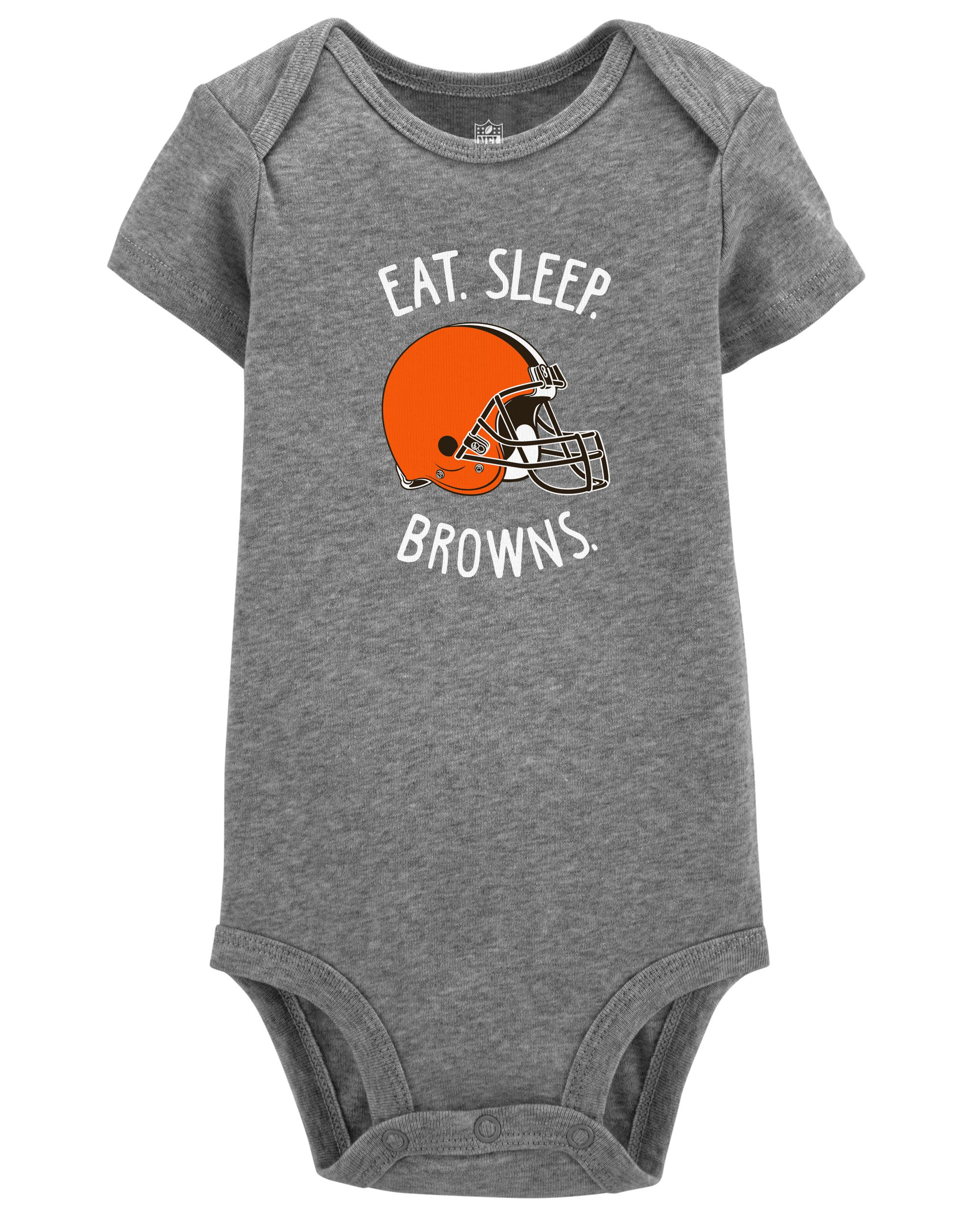 sale retailer b3cba d5df8 NFL Cleveland Browns Bodysuit | carters.com