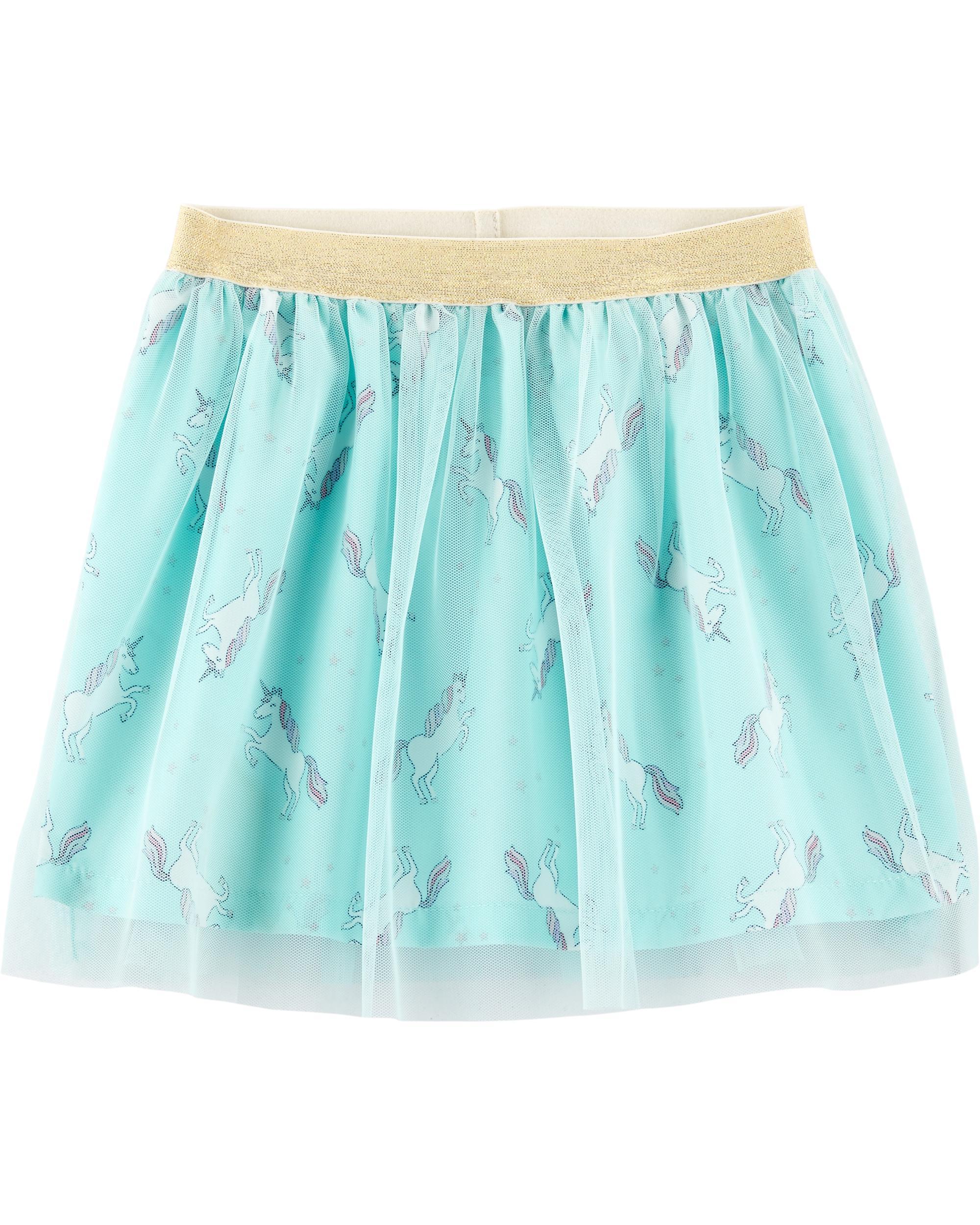 954c1f438dea0 Glitter Unicorn Tutu Skirt | carters.com
