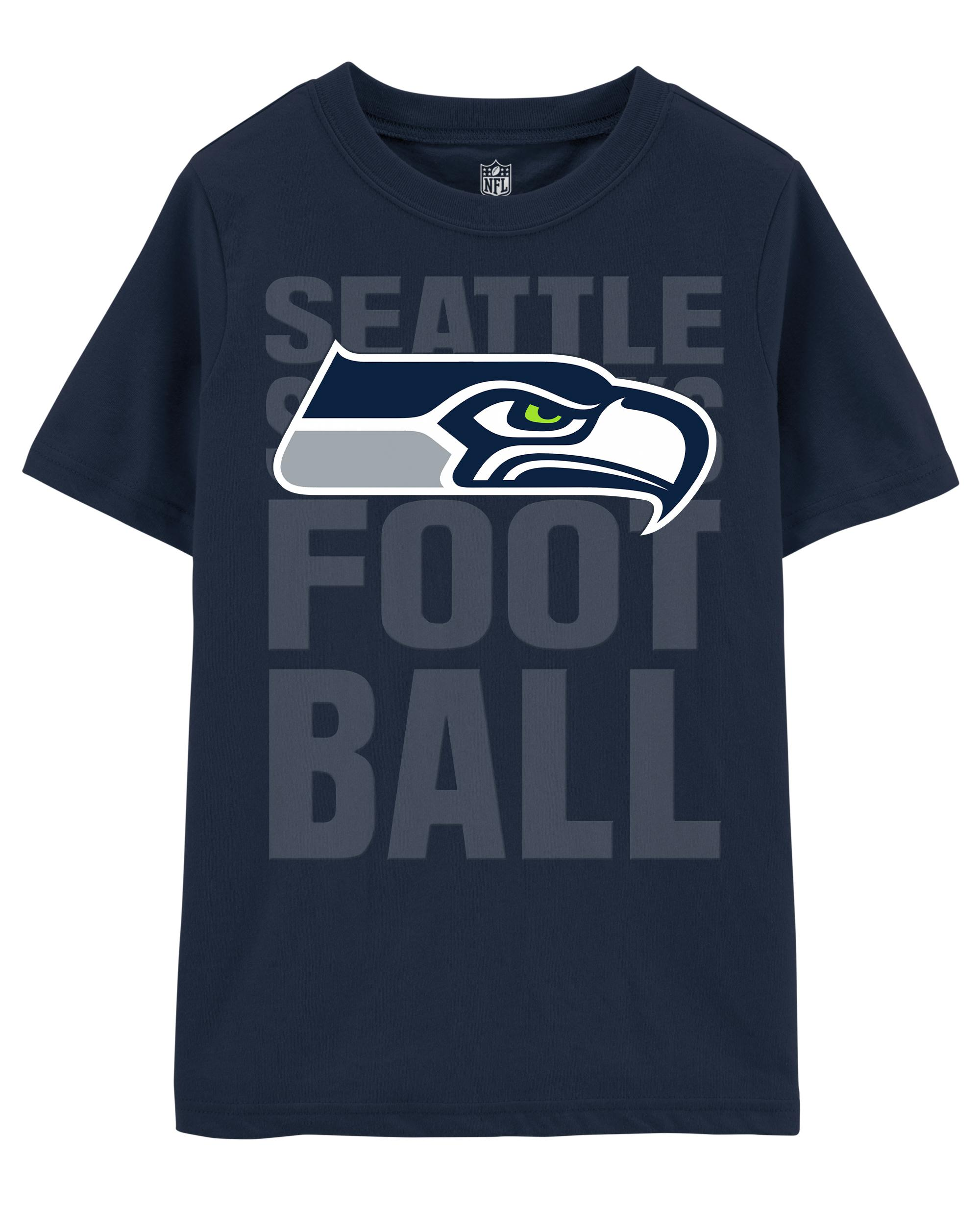 8106a8d7 NFL Seattle Seahawks Tee   carters.com