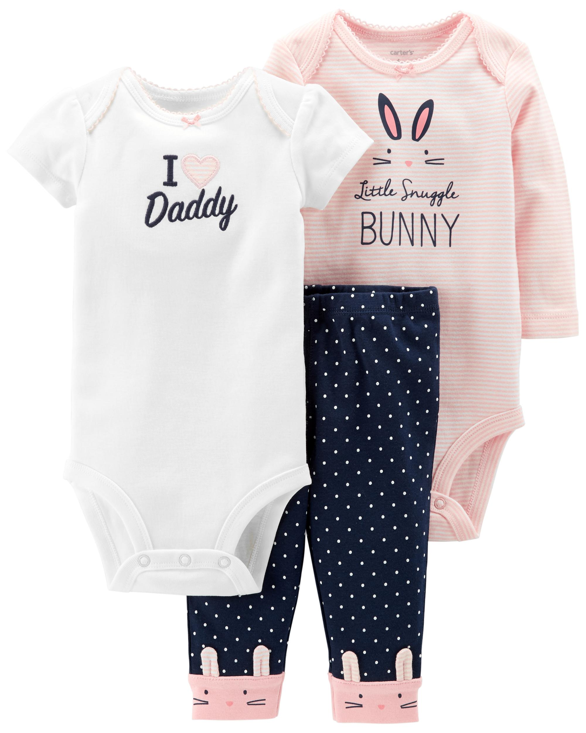fb0e5f55fadb 3-Piece Little Character Set | carters.com