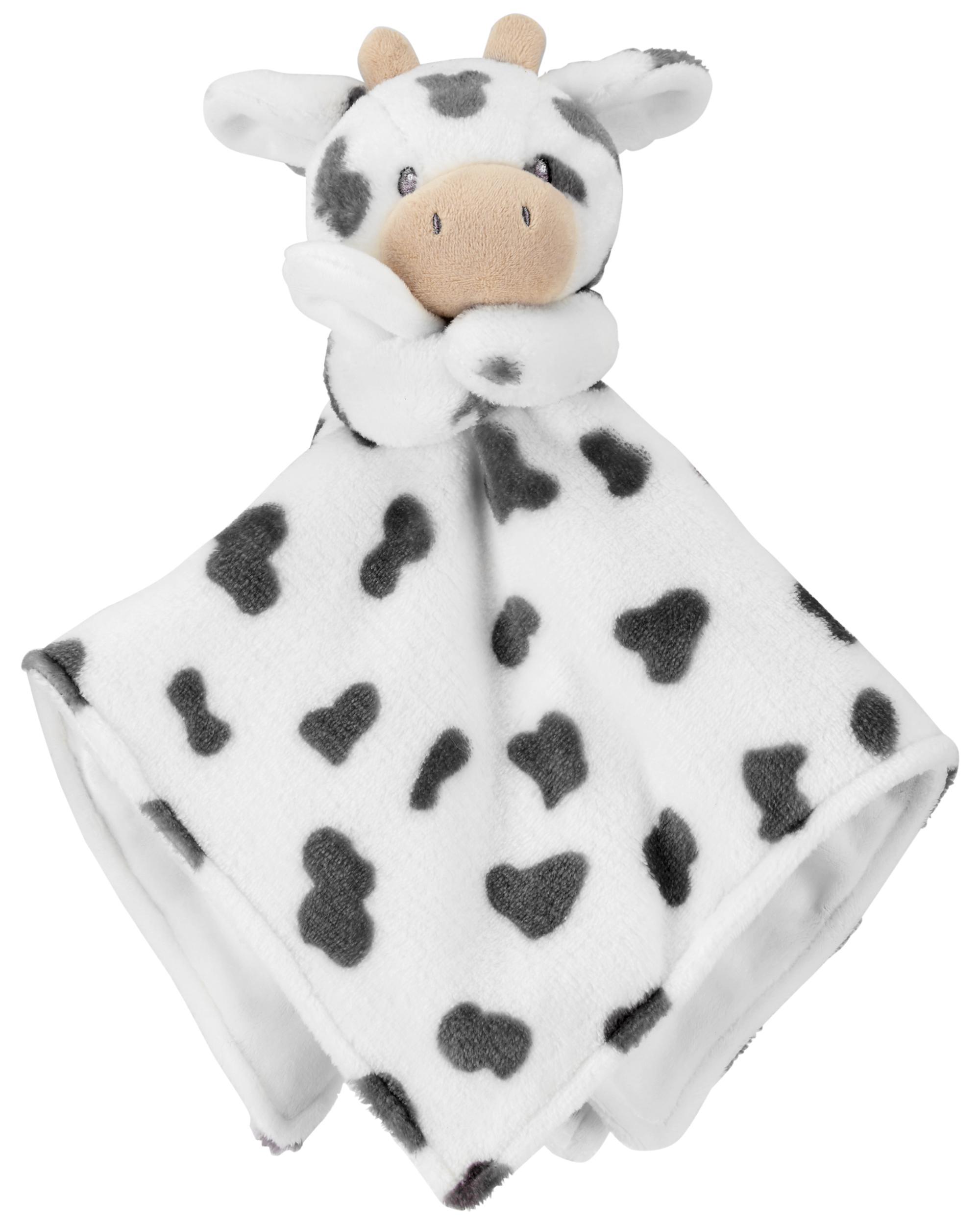 Carters Cow Security Blanket
