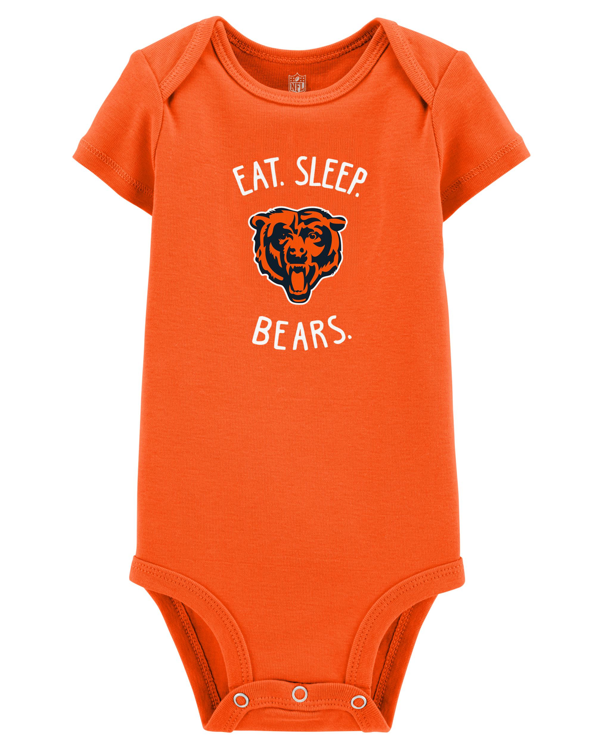 34550ce3 NFL Chicago Bears Bodysuit | carters.com