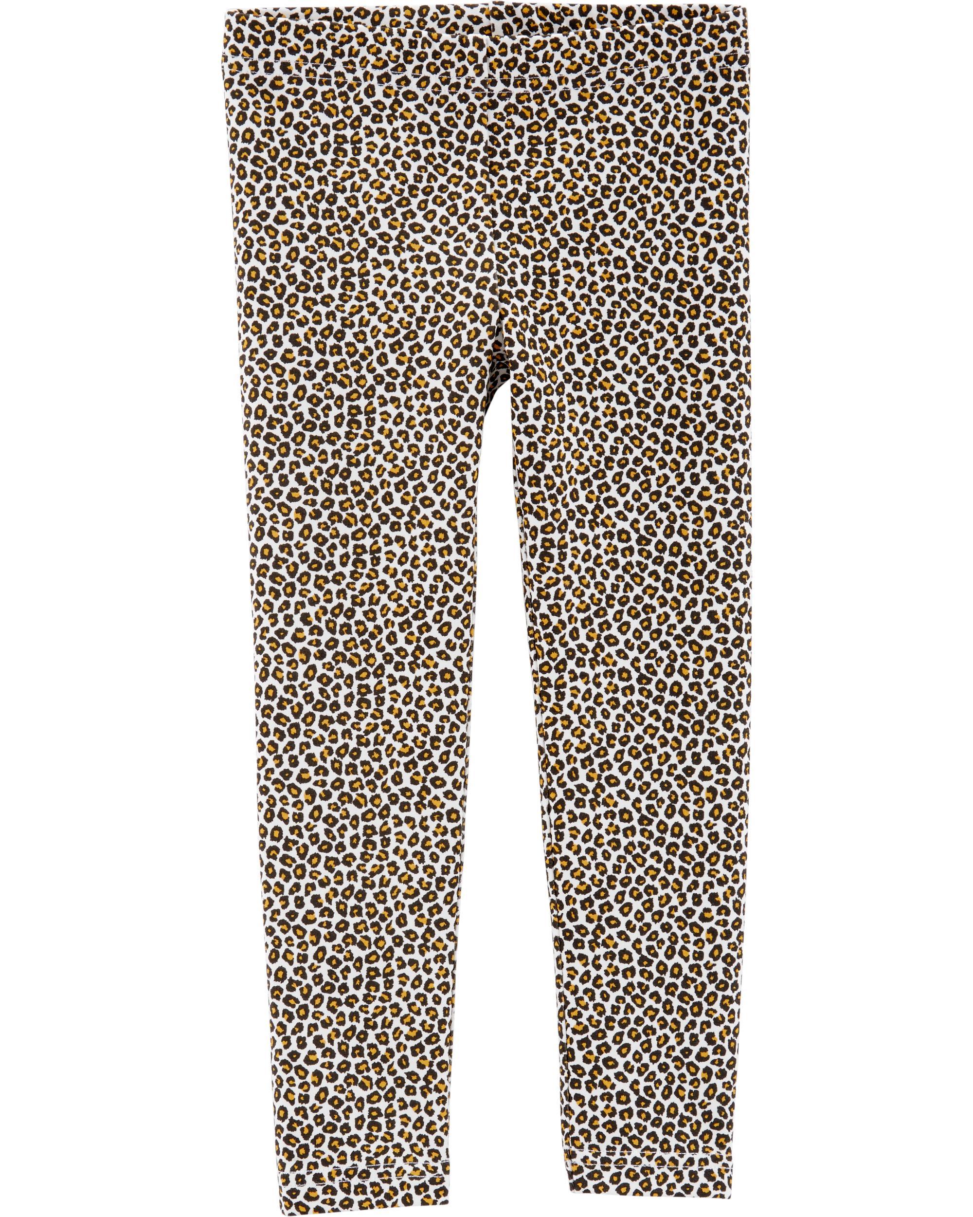 ec8920b99cafb Leopard Print Leggings | carters.com
