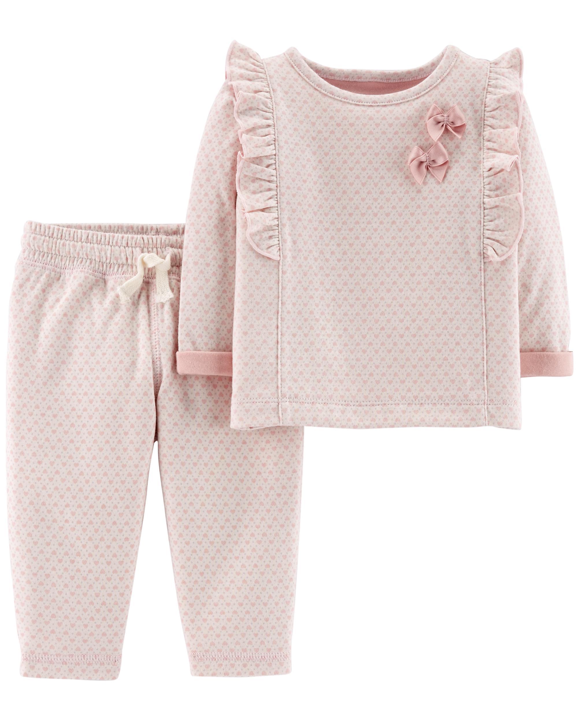Baby Carters 2 Piece PJ Set