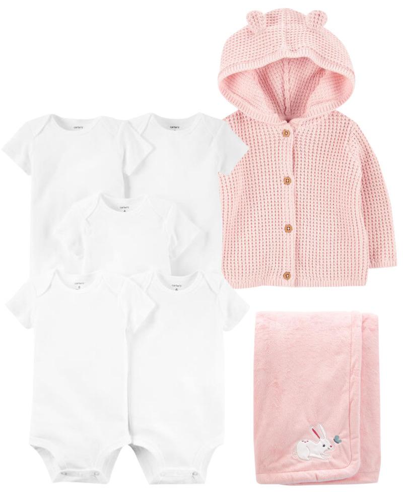 Carters 7-Pack Baby Bundle