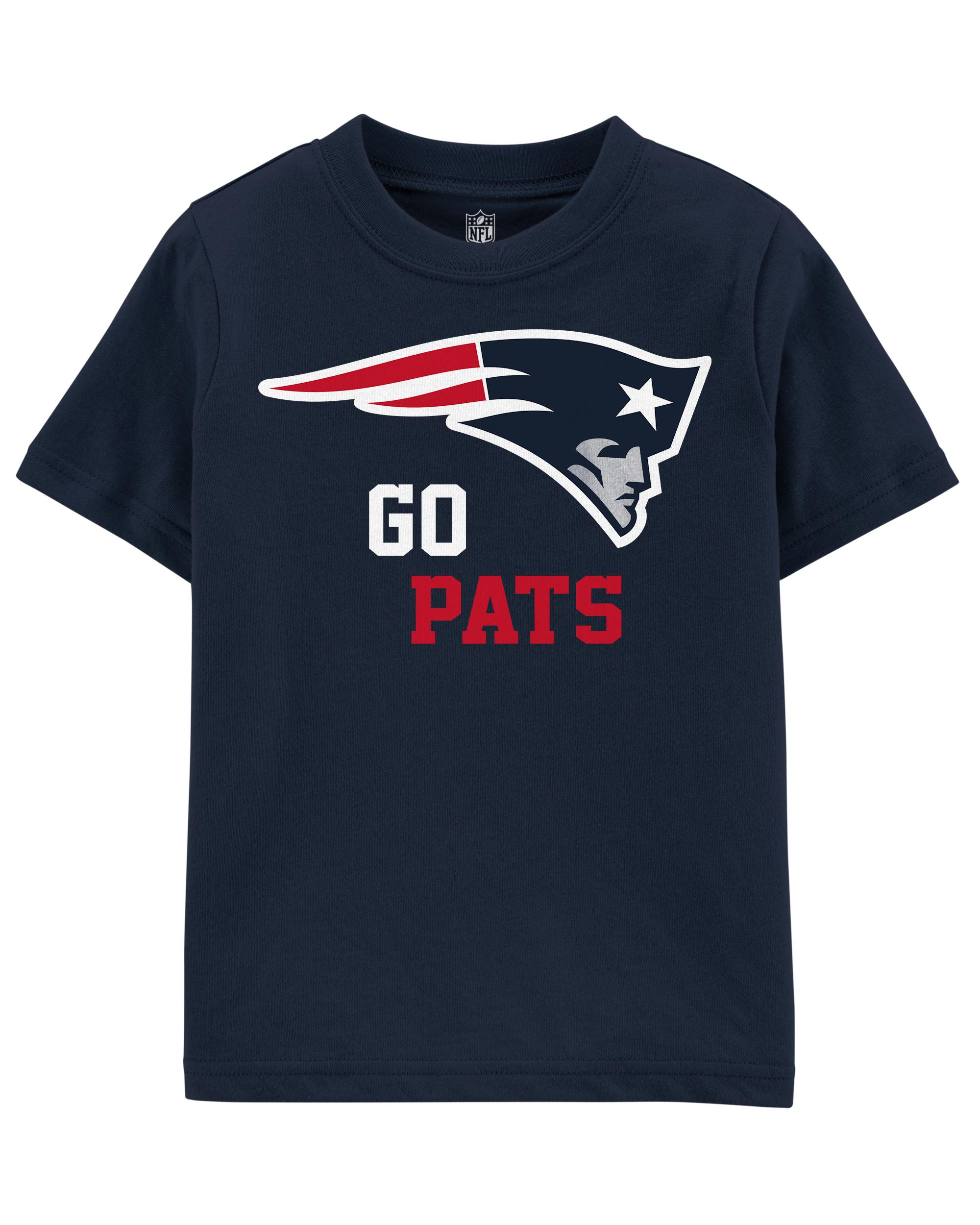 low priced fd42f 44158 NFL New England Patriots Tee | carters.com