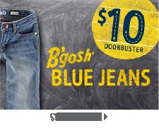 B'gosh Blue Jeans - Shop Now